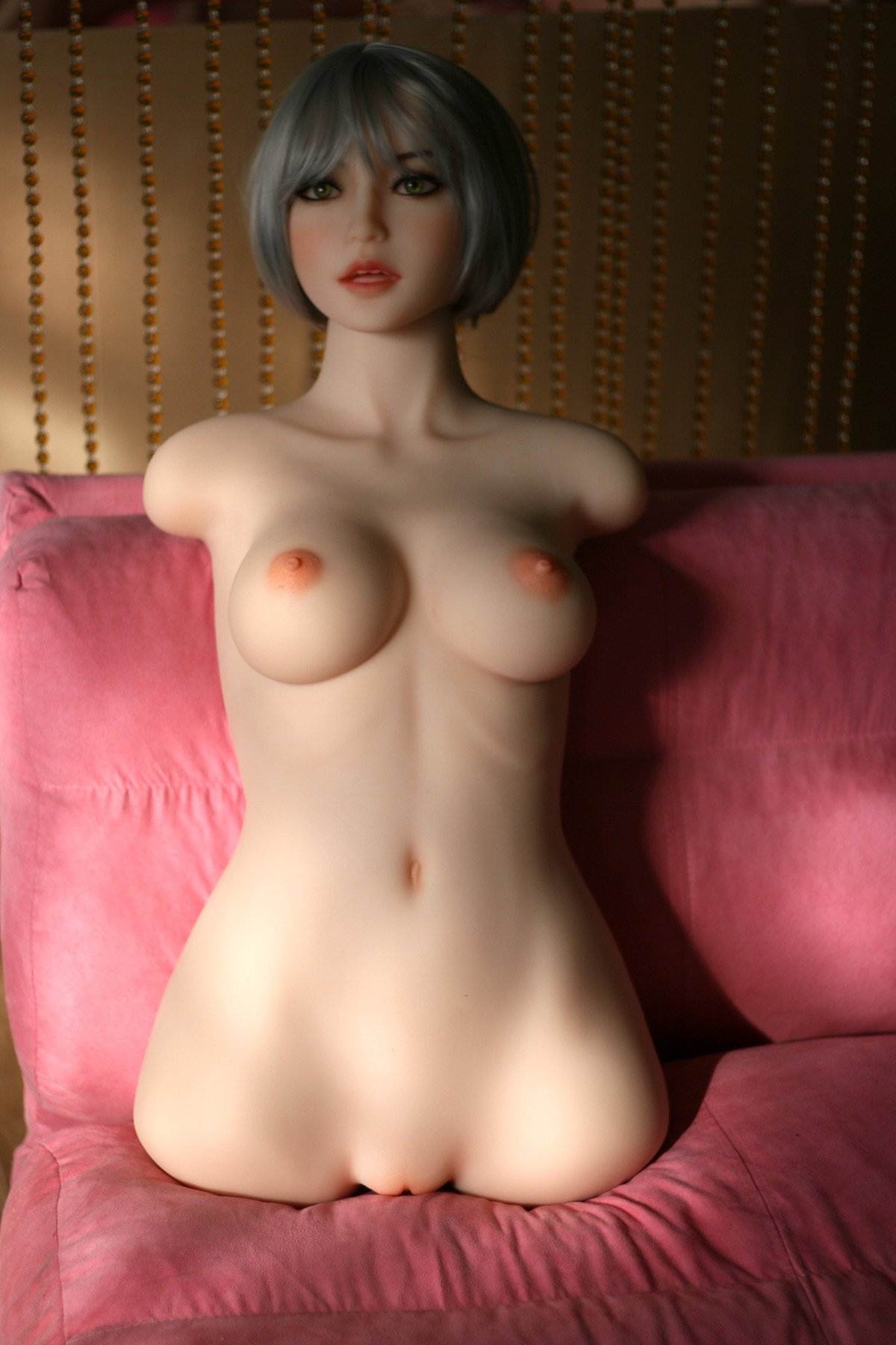 realistic sex doll torso