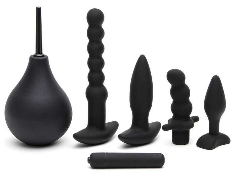 different anal sex toys