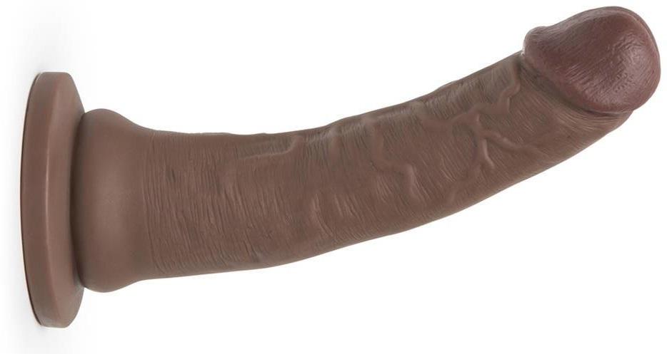 ebony anal dildo