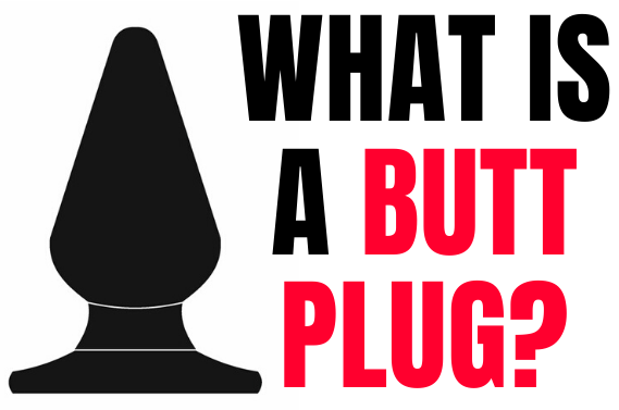 cartoon butt plug