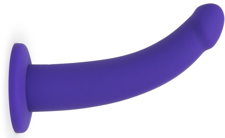 purple anal dildo