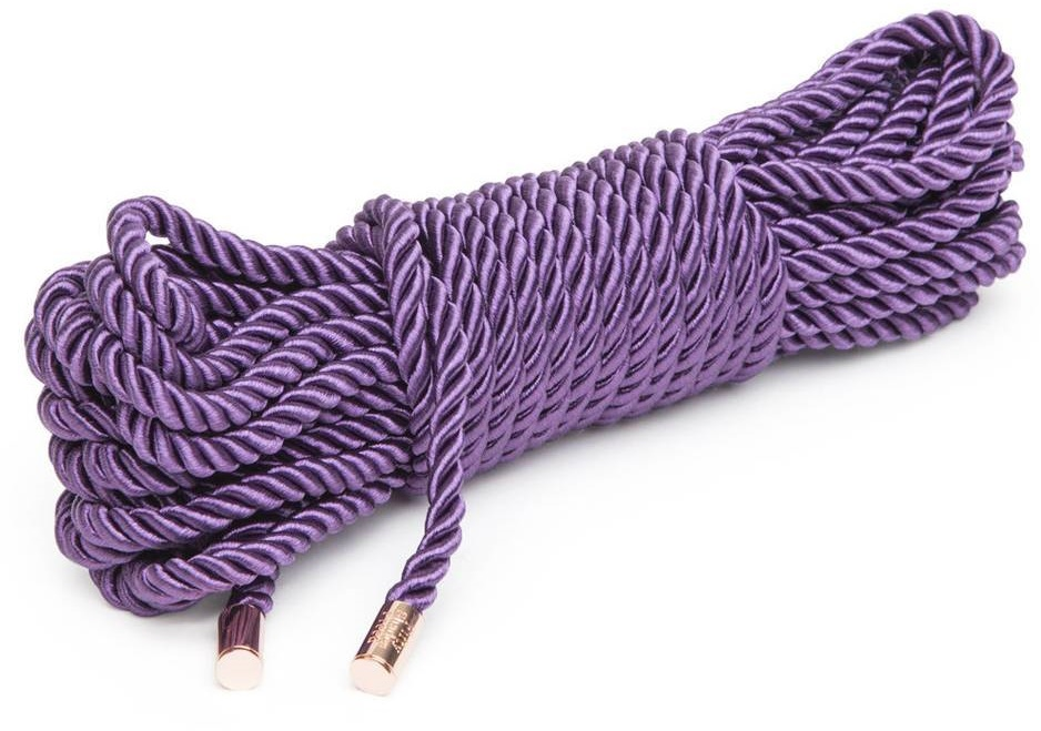 silk bondage rope