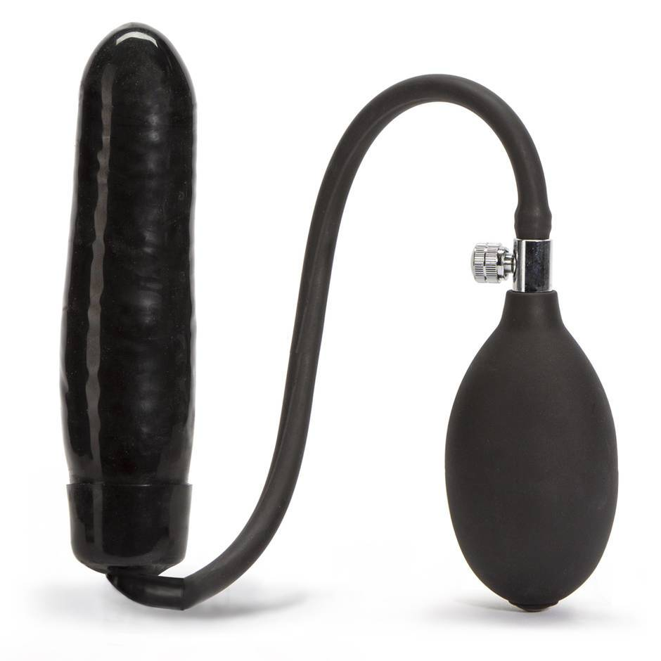 large inflatable dildo