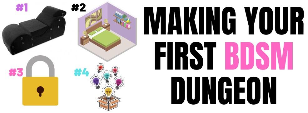 bdsm dungeon ideas