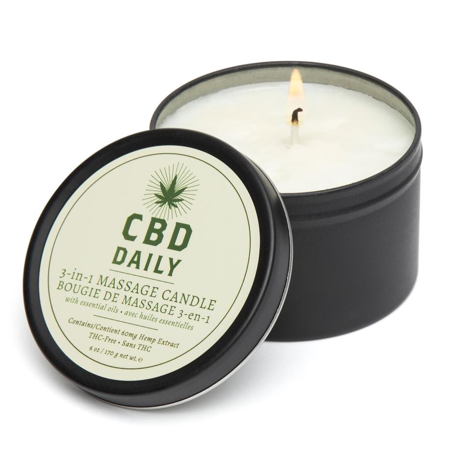 cbd candle