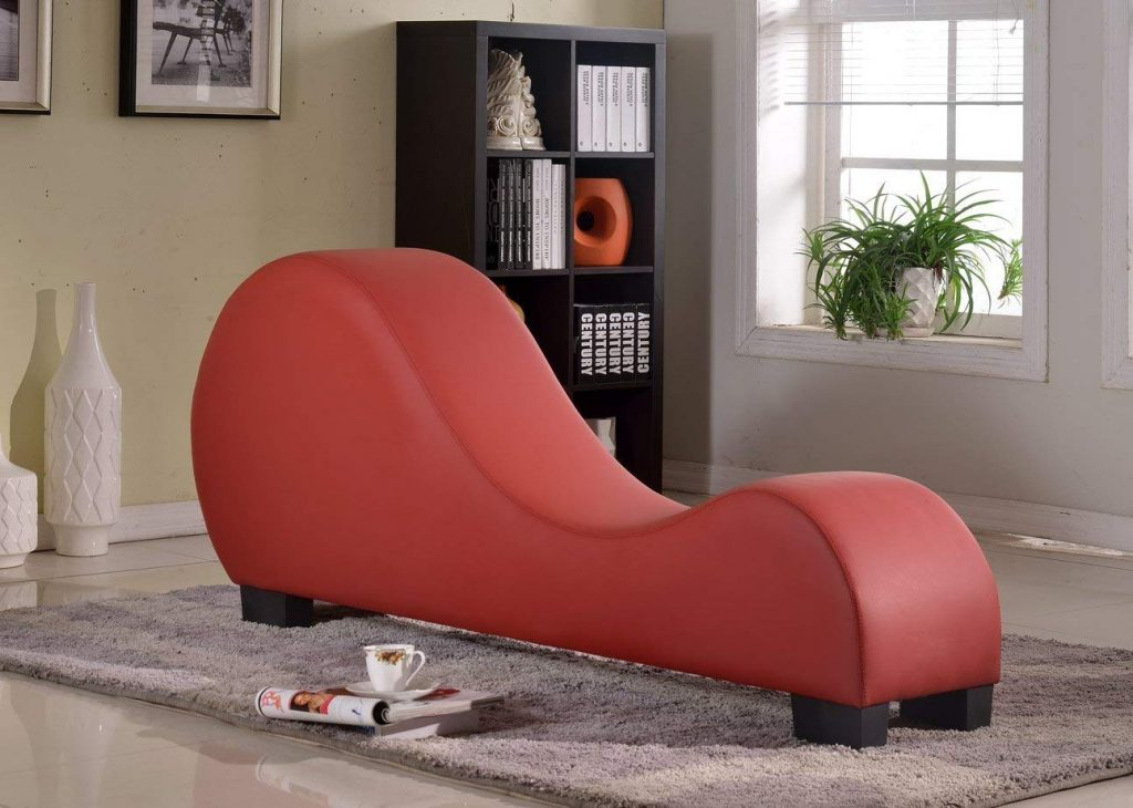 red tantric sex chair